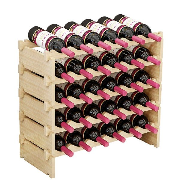 Apilables ¡organiza Botellas Metal O Botelleros MaderaPlástico De Tus ulcJTF1K3