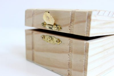 Cajas de madera apilables