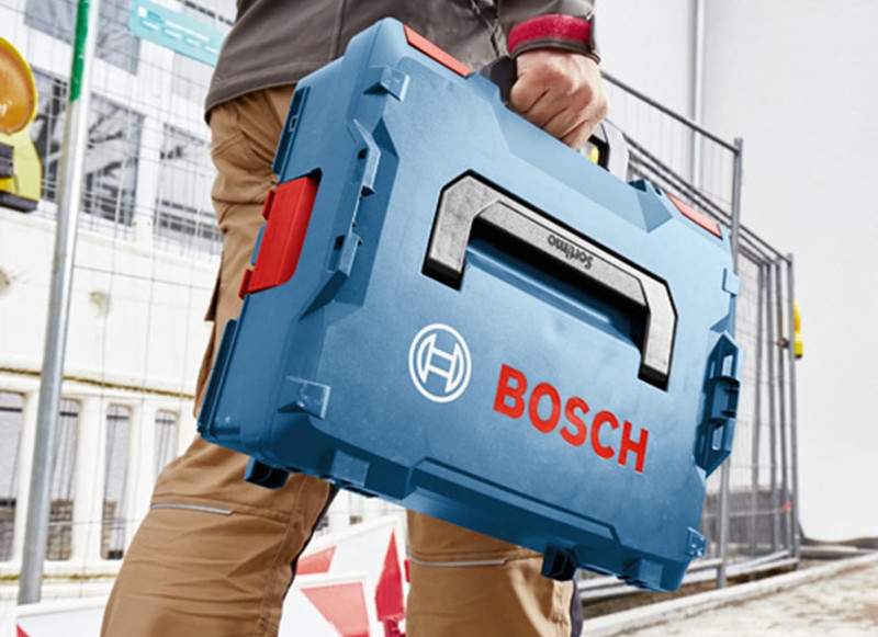 Maleta de herramientas Bosch L-Boxx