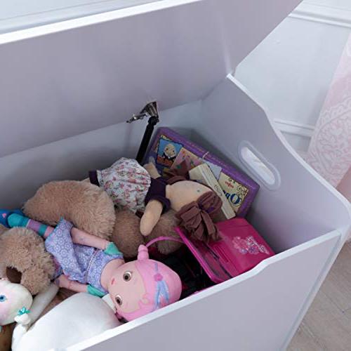 Baul para organizar juguetes